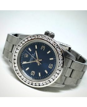 ROLEX oyster perpetual ขนาด mini lady size