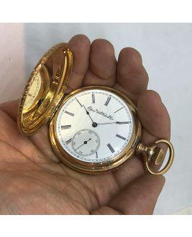 ELGIN NATL WATCH CO, pocket watch 1900 ขนาดตัวเรือน 51 mm